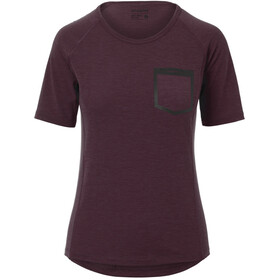 Giro Venture II Jersey Women ox blood